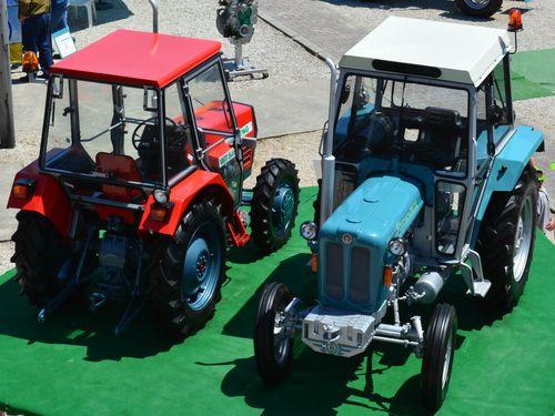 traktori novi na izlozbi