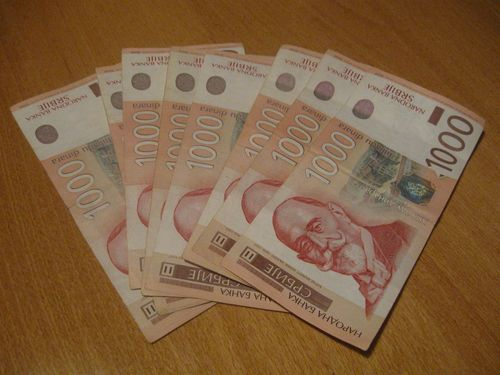 pare dinari