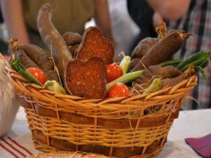 hrana kulen salame