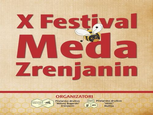 X Festival Meda Zrenjanin r