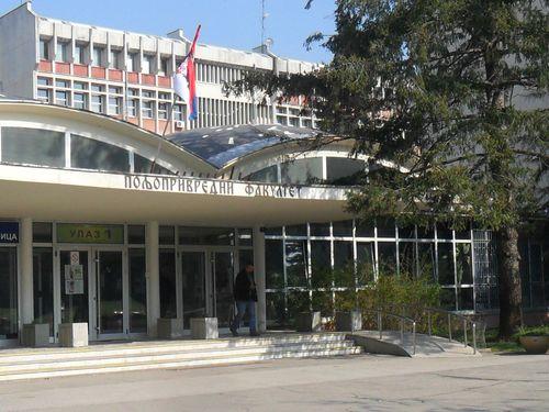 poljoprivredni fakultet NS