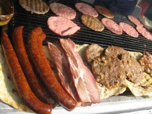 meso na rostilju