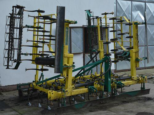 Pre zimskog odlaganja poljoprivredne mašine pregledati i utvrditi njihovo tehničko stanje