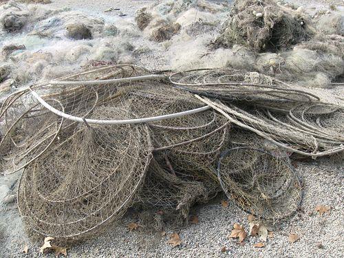 Ribokrađa i zaplena više od 63 kilometara nelegalno postavljenih mreža
