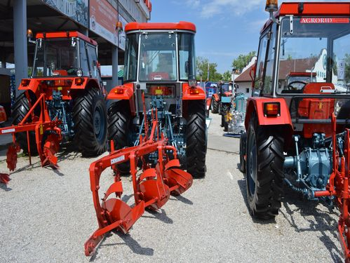 Konkurs za sufinansiranje poljoprivredne mehanizacije