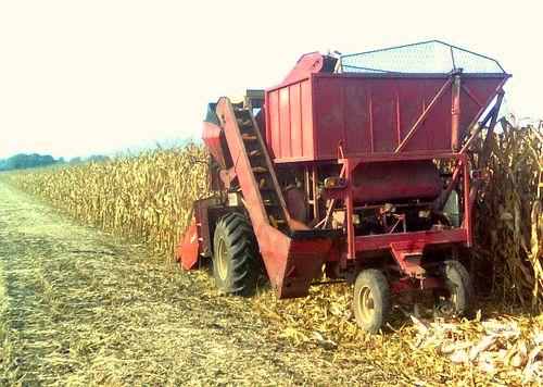 Pravilno podešavanje berača kukuruza – Nekoliko saveta