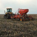 Setvu pšenice nastaviti čim se zemljište prosuši