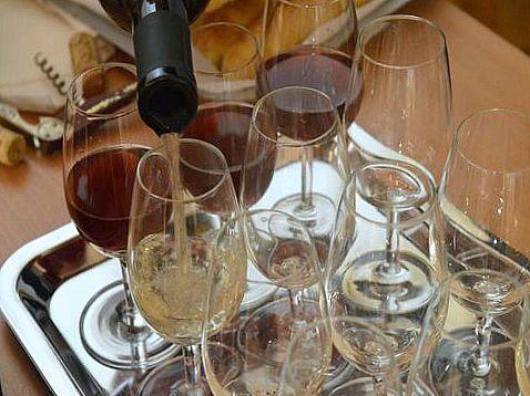 vino sipanje
