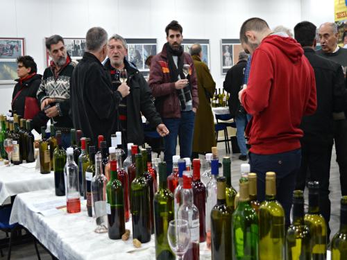 Najbolje vino srednjeg Banata je merlo 2015, proizvođača Janoša Urbana
