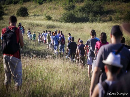 "Read more about the article ""U smiraj dana"" na Deliblatskoj peščari 30. jula 2017."