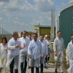 "Novo postrojenje na biogas na farmi ""Global Seed"""