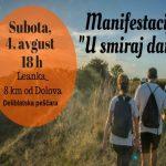 """U smiraj dana"" – manifestacija za dušu i telo, 4. avgusta u Deliblatskoj peščari"