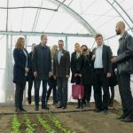 Projekat AGRINNO: Predstavljen prvi savremeni plastenik