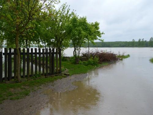 Redovna odbrana od poplava na Tamišu, a od nedelje više kiše