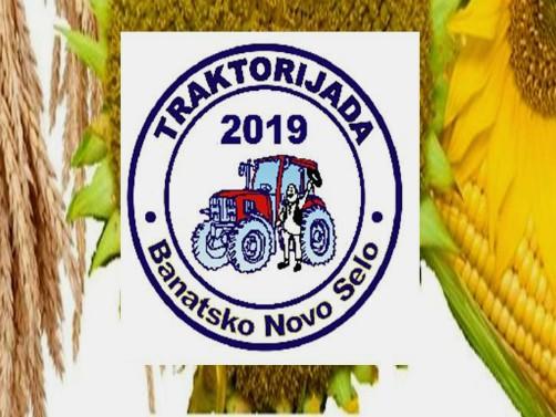 """""""Traktorijada 2019"""" u Banatskom Novom Selu 15. septembra"""