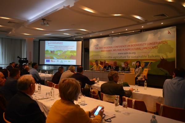 Prva regionalna konferencija o zaštiti biodiverziteta i dobrobiti životinja u poljoprivredi