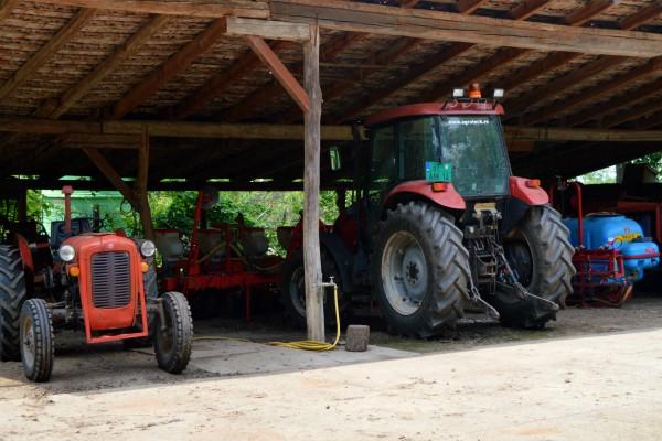 Konzerviranje traktora, postupak korak po korak