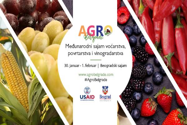 Agro Belgrade 2020 šansa za voćare, vinogradare, povrtare i zadrugare