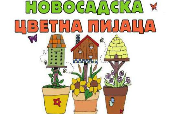 Cvetne pijace u Novom Sadu ponovo od 29. i 30. maja