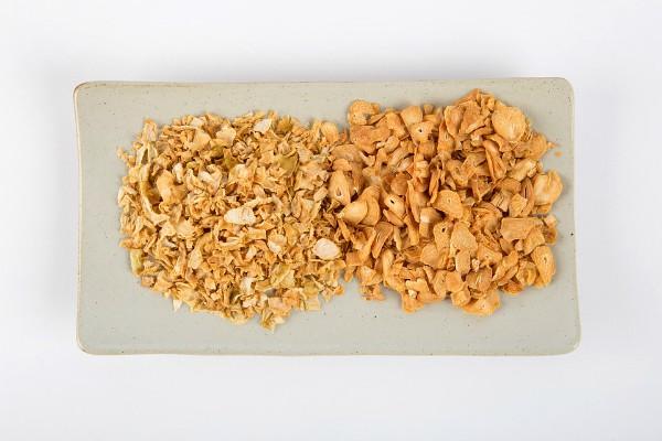 Sušenje šargarepe, crnog i belog luka – Priprema i proces