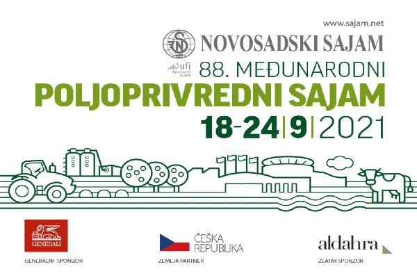 Read more about the article Dozvoljeno održavanje Poljoprivrednog sajma u Novom Sadu