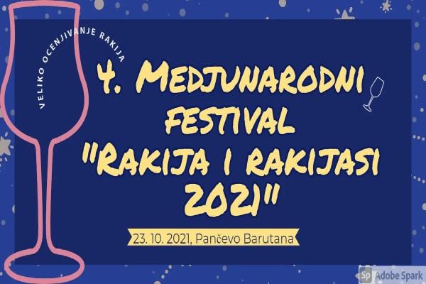 """Read more about the article Festival rakije """"Rakija i rakijaši 2021"""" – prijave"""