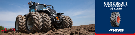 mitas poljoprivredne gume